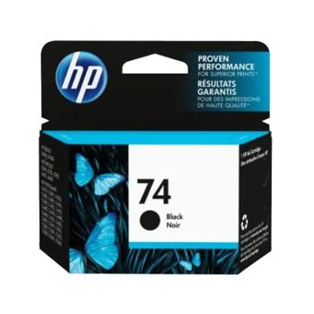 TINTA HP 74 NEGRO CB335WL 5,5ML