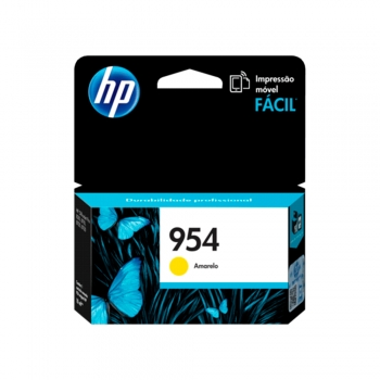 TINTA HP 954 YELLOW L0S56AL 10ML