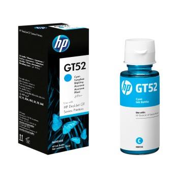 TINTA HP GT52 CIAN M0H54AL 70ML