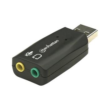 ADAPTADOR FONE+MIC/USB 150859 2.0/5.1/3D/3.5MM