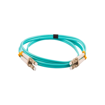 NETWORKING LANP PATCH CORD F.O DUPL.OM3 LC-LC 3MT