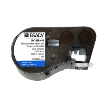 CONSUMIBLE BRADY CART.BMP 51/53-(143413) POLYEST-2