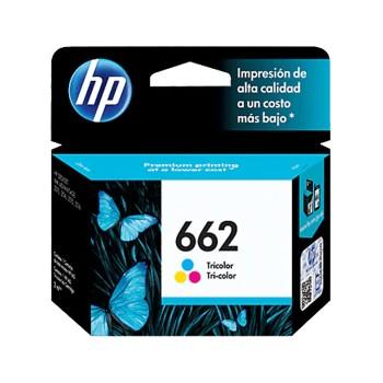 TINTA HP 662 COLOR CZ104AL 2ML