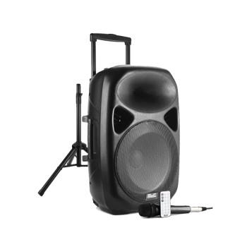 CAJA AUDIO KLIP KARAOKE KLS-750 3000W/BT/USB/MIC/T