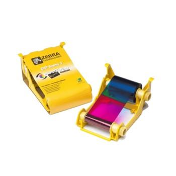 RIBBON ZEBRA 8000033-340 P/  ZXP3 R2 SERIES