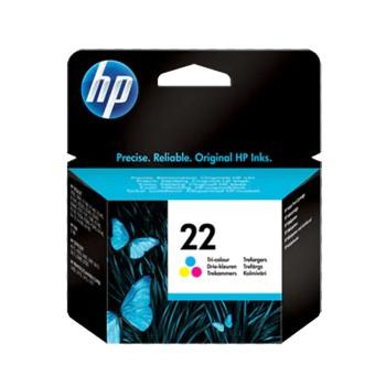 TINTA HP 22 COLOR C9352AL 6ML