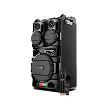 CAJA AUDIO KLIP KARAOKE KWS-920 6000W/BT/2MIC/LED