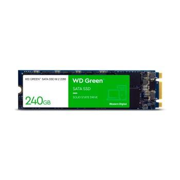 SSD M.2 SATA3 240GB WESTERN DIGITAL WDS240G2G0B GR