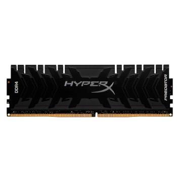 MEMORIA RAM DDR4 8G 3200 KING HYPX PREDATOR BK HX4