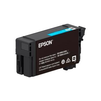 TINTA EPSON T40W220 CIANO 50ML P/SURECOLOR T5170 T