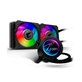 COOLER P/CPU AORUS WATER 240 RGB FUSION 2.0