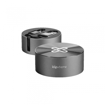 CABLE KLIP ADAP USB-A A USB-C KAC-110BK 2.1A/ 1M N