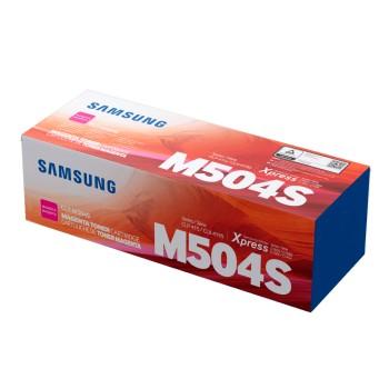 TONER SAMSUNG CLT-M504S MAGENTA P/ SERIE CLP415/CL