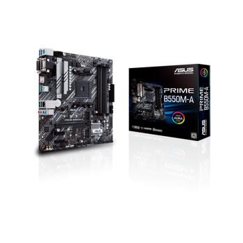 PLACA MADRE ASUS AM4 PRIME B550M-A V/S/R/HDMI/DVI/