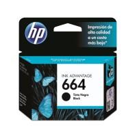 TINTA HP 664 NEGRO F6V29AL DJ 2135 2ML