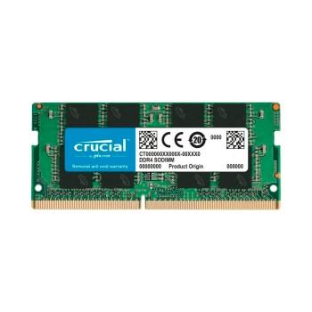 MEMORIA RAM P/NB DD4  8G 2666 CRUCIAL CB8GS2666
