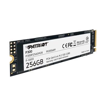 SSD M.2 PCIE 256GB PATRIOT NVME P300P256GM28 2100/