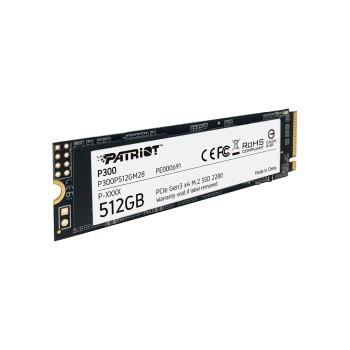 SSD M.2 PCIE 512GB PATRIOT NVME P300P512GM28 1700/