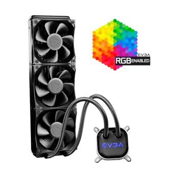 COOLER P/CPU EVGA 400-HY-CL36-V1 360MM RGB LIQUID/