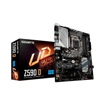 PLACA MADRE GIGABYTE 1200 Z590 D S/R/DP/2M2/DDR4/R