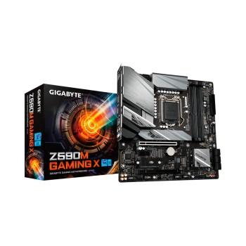 PLACA MADRE GIGABYTE 1200 Z590M GAMING X S/R/HDMI/