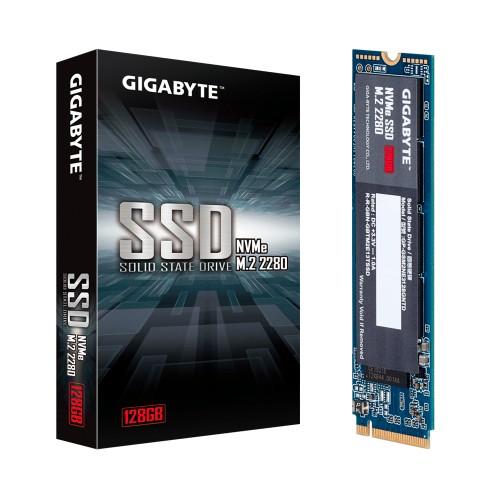 SSD M.2 PCIE 128GB GIGABYTE NVME GP-GSM2NE3128GNTD 1550/550