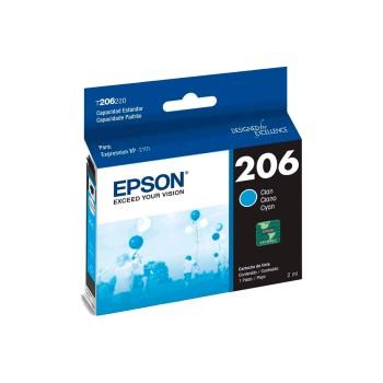 TINTA EPSON EXPRESSION T206220-AL CIANO P/XP-2101