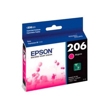 TINTA EPSON EXPRESSION T206320-AL MAGENTA P/XP-210