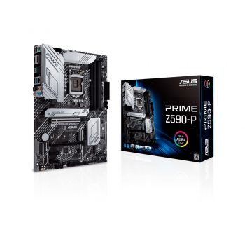 PLACA MADRE ASUS 1200 PRIME Z590-P S/R/HDMI/DP/3M2