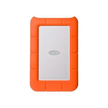 DISCO EXTERNO LACIE 4TB RUGGED STFR4000800 USB-C/U