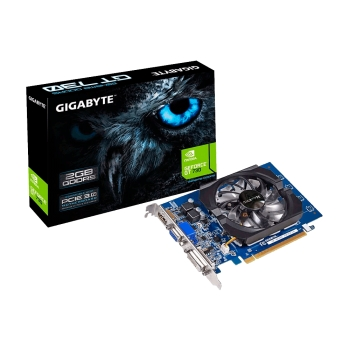 PLACA DE VIDEO GIGABYTE GT730 2GB GDD5 GV-N730D5-2