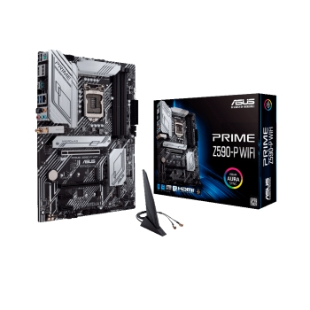 PLACA MADRE ASUS 1200 PRIME Z590-P WIFI S/R/HDMI/D