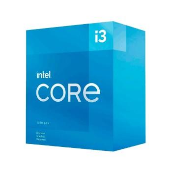 PROCESADOR INTEL 1200 CORE I3-10105 3.7GHZ/6MB C/C