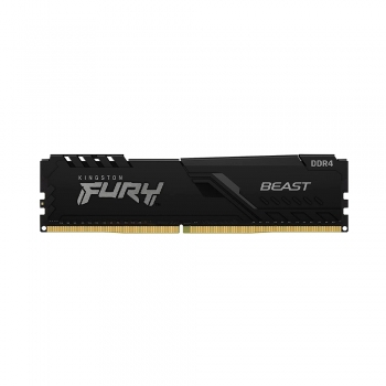 MEMORIA RAM DDR4 4GB 2666 KINGSTON FURY BEAST BK K