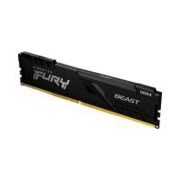 MEMORIA RAM DDR4 8GB 3200 KINGSTON FURY BEAST BK KF432C16BB/8 XMP