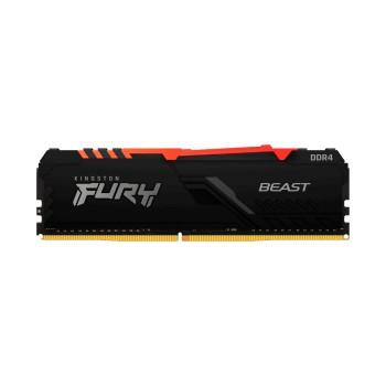 MEMORIA RAM DDR4 16GB 3600 KINGSTON FURY BEAST BK