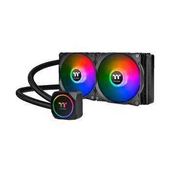 COOLER P/CPU THERMALTAKE TH240 ARGB SYNC CL-W286-P