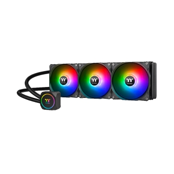 COOLER P/CPU THERMALTAKE TH360 CL-W300-PL12SW-A 36