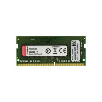 MEMORIA RAM P/NB DDR4 4GB 2933 KINGSTON KVR29S21S6