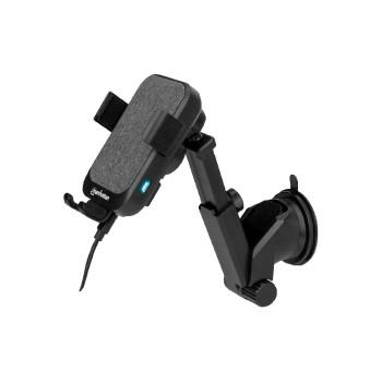 CARGADOR P/AUTO INALAMRICO QI MANHATTAN 102216 USB